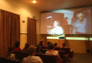 Урок при открытых дверях, сентябрь 2010